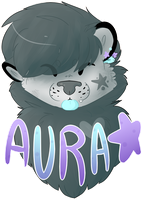AuraStarLion by starsleeps