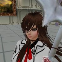 Yuki Cross Vampire Form in Day Class Uniform IMVU by charlietinks