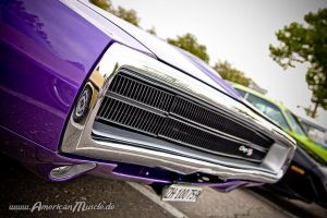 charger grille 1970 by AmericanMuscle