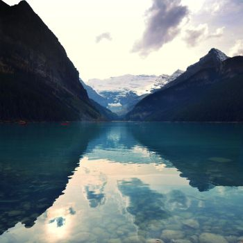 Lake Louise Square - Canada by dunkeltoy