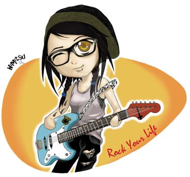 Rock Your Life! by Himitsu0307