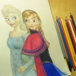 Anna and Elsa~ Frozen by Asianboy1029