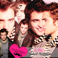 Pack PNG Robert Pattinson by MajoAlgo