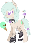 Minty Phresh by SecretMonsters