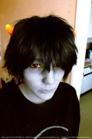 KARKAT: First try. by morelikedumb-cosplay