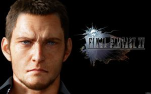Cor Leonis - Final Fantasy XV by UxianXIII