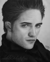 Robert Pattinson by robdolbs