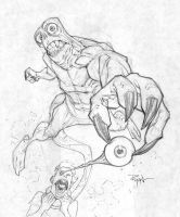 Eye snatcher by RyanOttley