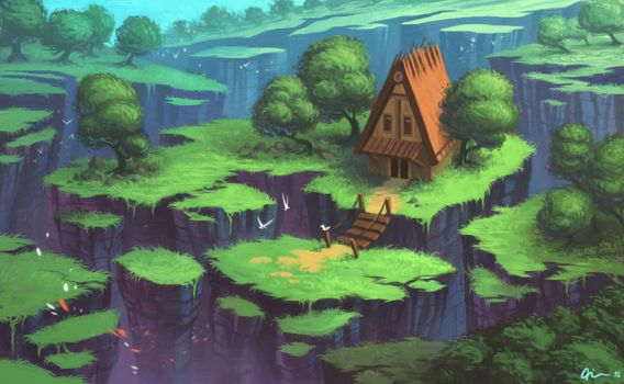 Summer House by Timooon