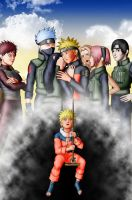 Naruto - Journey Into The Light by OrionPax09