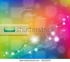 Eps10 Vector Colorful Abstract by vectorbackgrounds