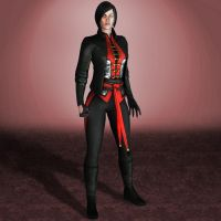 Batman Arkham Origins Lady Shiva by ArmachamCorp