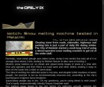 The Daily IX by DeusIX