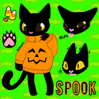 SPOOK by Merimutt