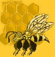 Bee 1 by neonchrysocyon