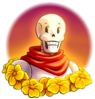 Undertale - Papyrus T-shirt! by Purly