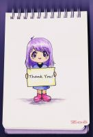 Thank You by Vallia