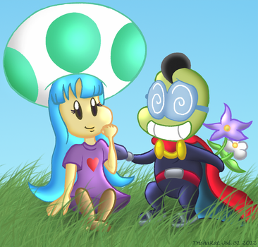 SM- Fawful and Gabber Gift by TrishaKat