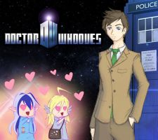 The Tenth Doctor by JonFawkes