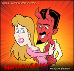 Hell Hath No Fury by woohooligan