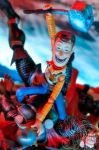 Woody vs The Avengers by theonecam