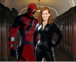DEADPOOL AND SIRYN (FAN MADE LIVE ACTION) by Darth-Slayer