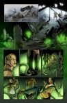 Sally of the Wasteland 3 pages 3 by TazioBettin