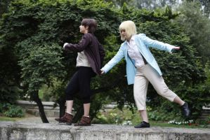 Eren Jaeger - Let's go see the world ! by Relo-sama
