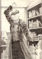 The Invisible Man by Crash2014