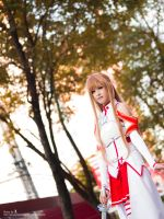 Asuna - Sword Art Online (Marron) by Photo-By-L