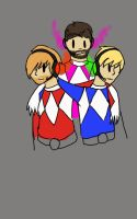 Dream Stream Rangers by Timtams03