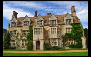 Anglesey Abbey by Forestina-Fotos