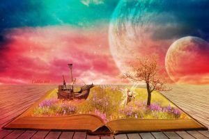 The tale of my dreams by Calilia