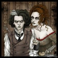 Todd.and.Lovett by caffeine333
