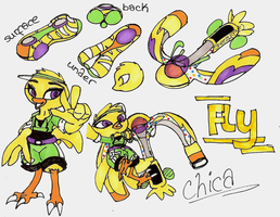 Chica fly by sheezy93