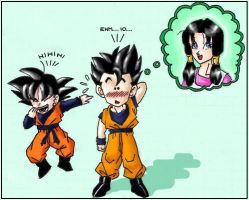 Embarrassment by Videl90