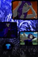Raven Collage by camacam11