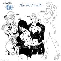 The Bo Family - Wip by spykillers