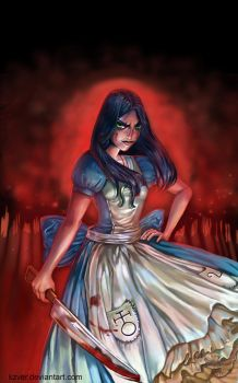 Alice American McGee by kzver