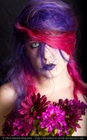 Purple Faerie V by fetishfaerie-stock