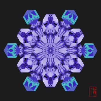 Special Snowflake #6 by madshutterbug