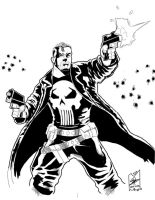 The Punisher by Armyghy