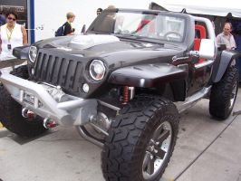 Jeep Hurricane Concept by DetroitDemigod