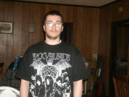 Me with my BVB shirt summer 11 by phillipfanning
