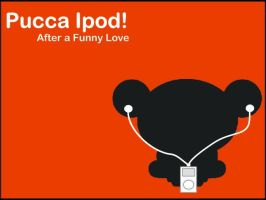 Pucca Funny Love  ipod by Mayuchan619