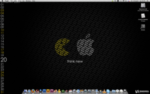 MAC Desktop by strny