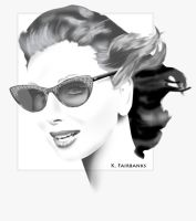 Sunglasses Portrait by eyeqandy