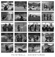 paintball adventures by wiledog