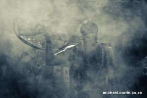 Rammstein V through the smoke by TheSoftCollision