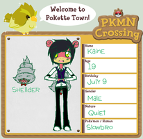 PKMN Crossing App by howlowl